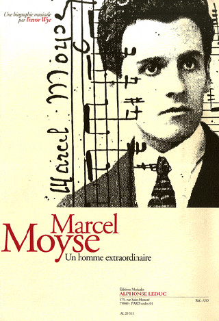 Marcel Moyse – Un homme extraordinaire, par Trevor Wye