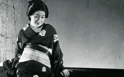 Le fil blanc de la cascade, ciné-concert Mizoguchi – Mochizuki