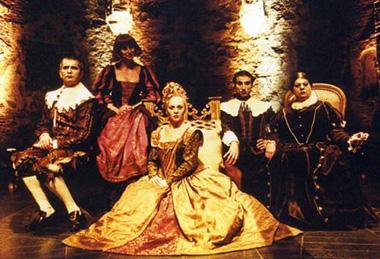 A-Ronne II, spectacle d'Ingrid von Wantoch Rekowski d'après Luciano Berio