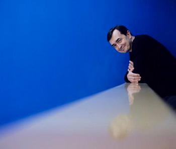 le pianiste français Pierre-Laurent Aimard