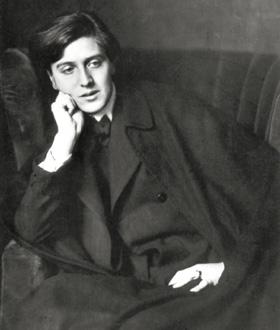 le compositeur viennois Alban Berg