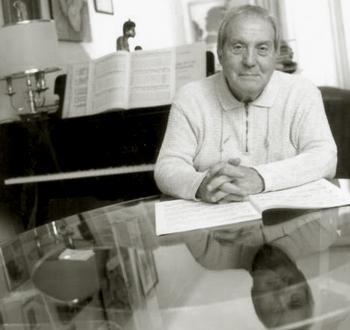 Aldo Ciccolini au festival Musique en Côte Basque