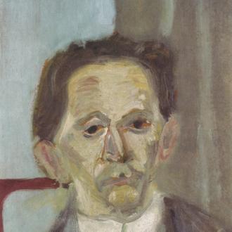 autoportrait d'Arnold Schönberg