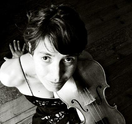 la violoniste baroque Amandine Bayer