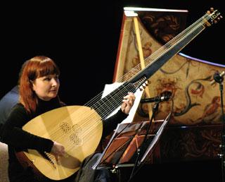 All'improvviso, spectacle de l'ensemble L'Arpeggiata avec invités