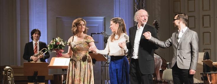 Ouverture des journées DIALOGE au Mozarteum de Salzbourg : Miroslav Srnka