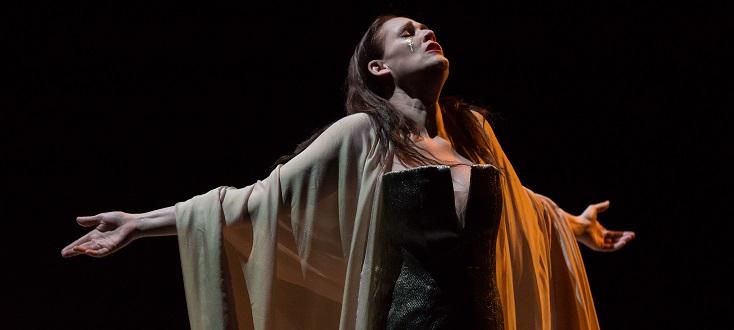 Judith van Wanroij, superbe Phèdre dans la tragédie lyrique de Lemoyne, à Reims