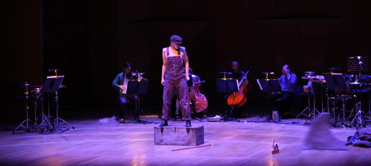 Les aventures de Pinocchio, un conte musical de Lucia Ronchetti