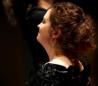 l'alto suédois Ann Hallenberg chante Scarlatti au Théâtre des Champs-Élysées