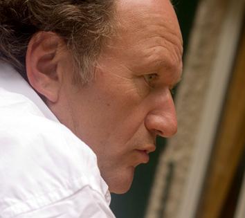 le compositeur Philippe Hurel, en résidence à l'ensemble Utopik (Nantes)