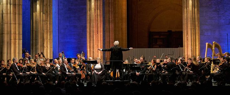 Hartmut Haenchen dirige l'ONF à St-Denis : Le chant de la terre de Gustav Mahler