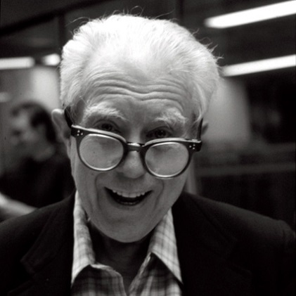 le compositeur Elliott Carter, 1908–2012