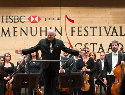 Leonard Slatkin dirige l'Orchestre national de Lyon à Gstaad