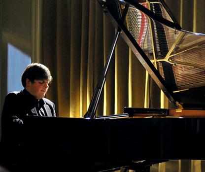 le pianiste David Violi et le Quatuor Ardeo au Festival Palazzetto Bru Zane