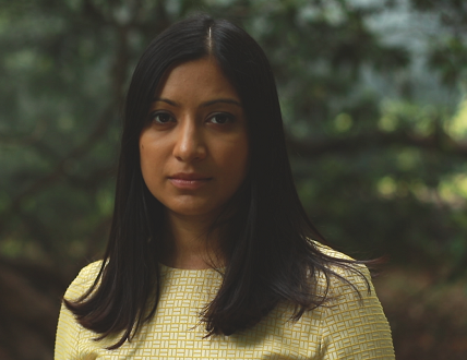 la jeune compositrice anglaise Samantha Fernando