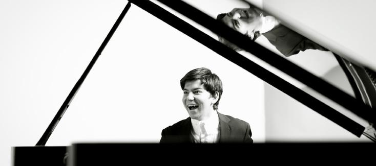 le jeune pianiste ouzbèque Behzod Abduraimov joue Prokofiev à Paris