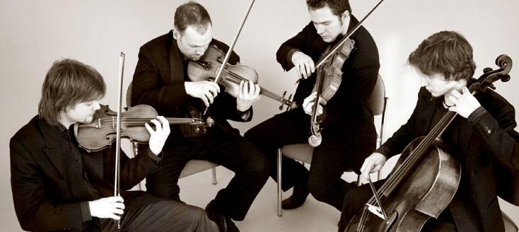 hommage du jeune Quatuor Accord de Budapest au compositeur László Lajtha