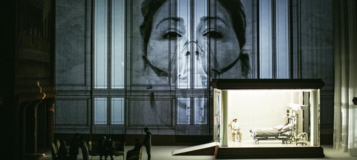 La Fura dels Baus met en scène Alceste de Gluck à l'Opéra national de Lyon
