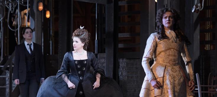 reprise à Paris de l'Alcina (Händel) de Christof Loy, avec Cecilia Bartoli