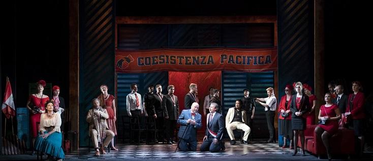 Elijah Moshinsky met en scène la création britannique d'Alzira de Verdi