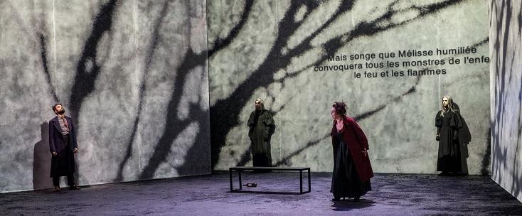 À l'Athénée Théâtre Louis-Jouvet (Paris), Amadigi de Georg Friedrich Händel