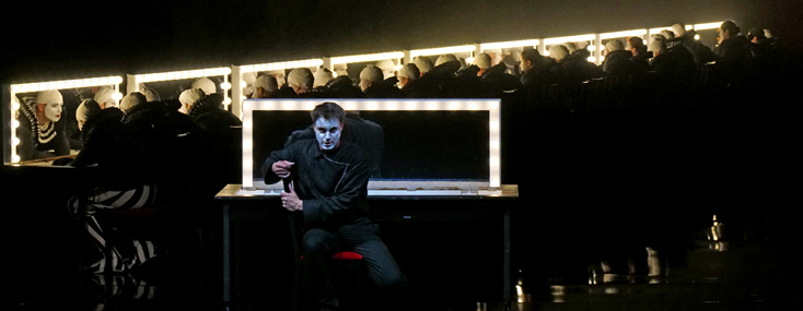 l'excellent Hamlet (Franco Faccio) du ténor tchèque Pavel Cernoch à Bregenz !