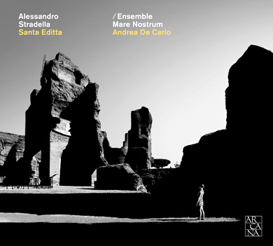 Arcana (Outhere Music) édite The Stradella Project d'Andrea De Carlo