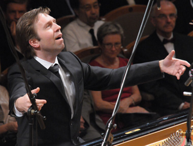 Leif Ove Andsnes dirige Beethoven au Printemps de Prague 2012