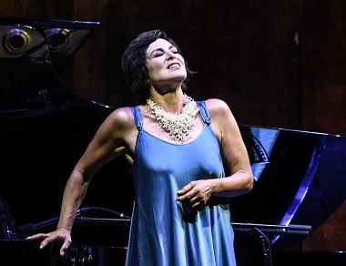 """Anna Caterina Antonacci chante l'amour, """"da Monteverdi a Poulenc"""""""