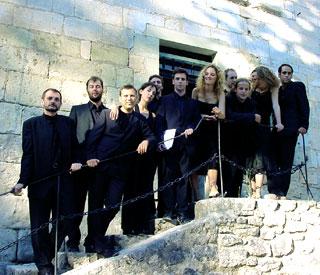 le jeune ensemble Aquilon fait ses premiers pas au festival Sinfonia en Périgord