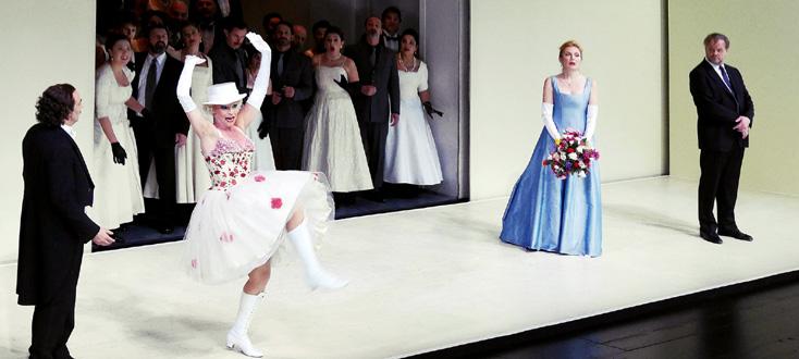Arabella de Richard Strauss au Liceu de Barcelone, novembre 2014