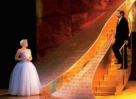 Arabella, opéra de Richard Strauss au Théâtre du Châtelet (Paris)