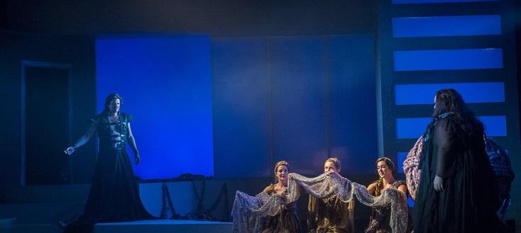 Ariane à Naxos de Strauss au Longborough Festival Opera 2018