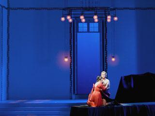 nouvelle production d'Ariadne auf Naxos (Strauss) à l'Opéra de Monte Carlo