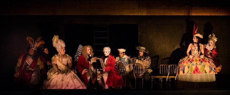 """Michel Fau met en scène """"Ariadne auf Naxos"""" au Capitole de Toulouse"""
