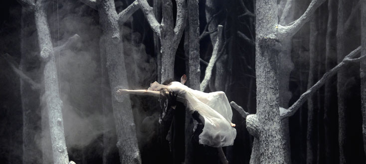 À l'Opéra du Rhin, Olivier Py signe Ariane et Barbe-Bleue de Paul Dukas (2015)