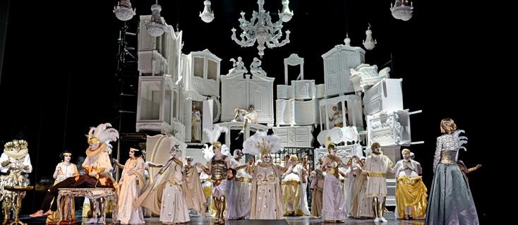 Lydia Steier met en scène Armide de Gluck au Staatstheater de Mayence