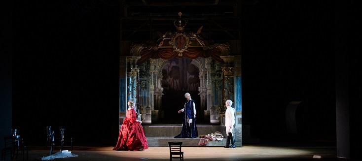 """""""Artaserse"""" d'après Hasse rouvre le Markgräfliches Opernhaus de Bayreuth"""
