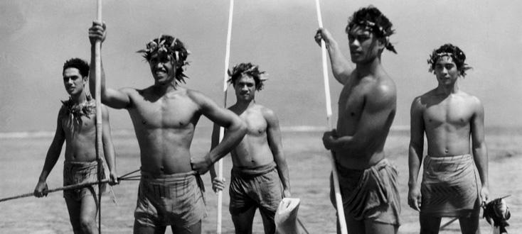 Tabu, film de Friedrich Wilhelm Murnau accompagné par Christine Ott