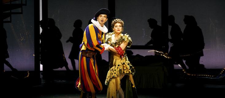 superbe Bogdan Mihai en Almaviva de Genève (Rossini) !