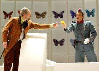 l'Opéra de Nancy présente une nouvelle production du Barbiere di Siviglia