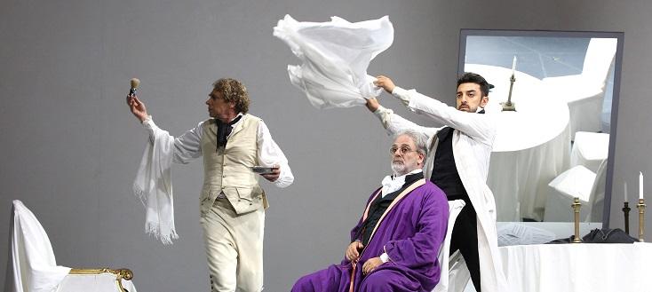 À Pesaro, Yves Abel joue Il barbiere di Siviglia (1816) de Gioachino Rossini