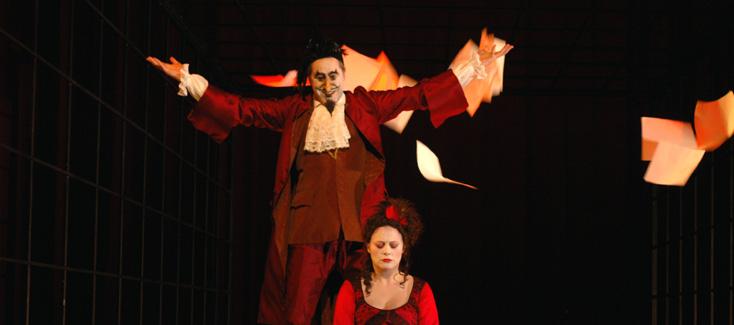 Il barbiere di Siviglia, opéra de Giovanni Paisiello