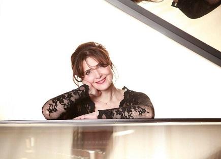 La pianiste Elisso Bolkvadze évoque sa mission artistique et humaine à l'UNESCO