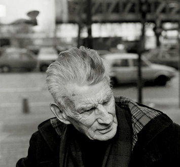 au dramaturge Samuel Beckett (1906-1989) les compositeurs rendent hommage
