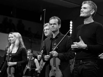 Franck Bedrossian aux Donaueschinger Musiktage pour la création de Twist