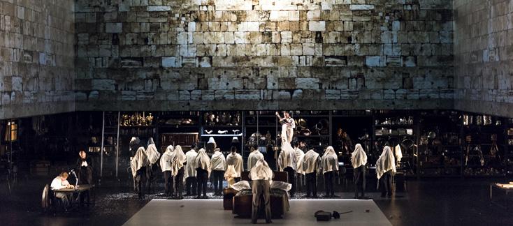 à Lyon, création mondiale de Benjamin, dernière nuit, opéra de Michel Tabachnik