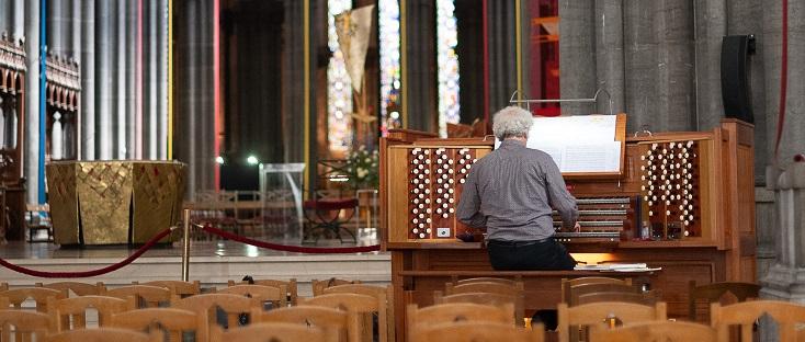 Bernard Foccroulle ouvre le Lille Piano(s) Festival par un grand récital