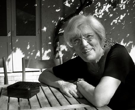 la compositrice Betsy Jolas, invitée du CDMC, le 18 octobre 2012