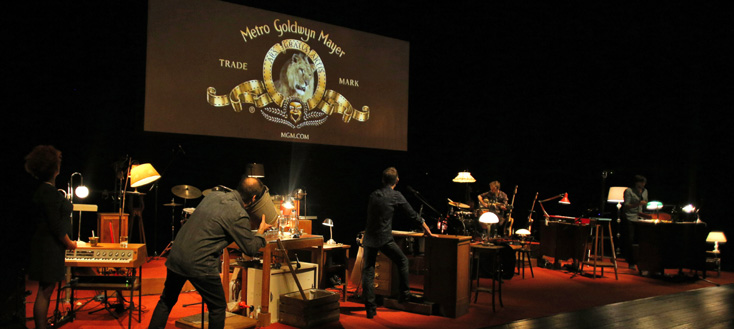 au Théâtre 71 de Malakoff : Blockbuster, un spectacle du Collectif Mensuel